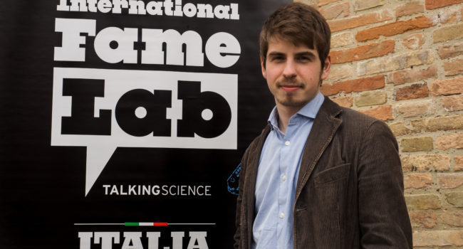 FameLab Italia 2016. Finalisti. POST, Perugia